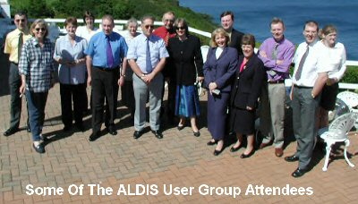 Aldis User Group